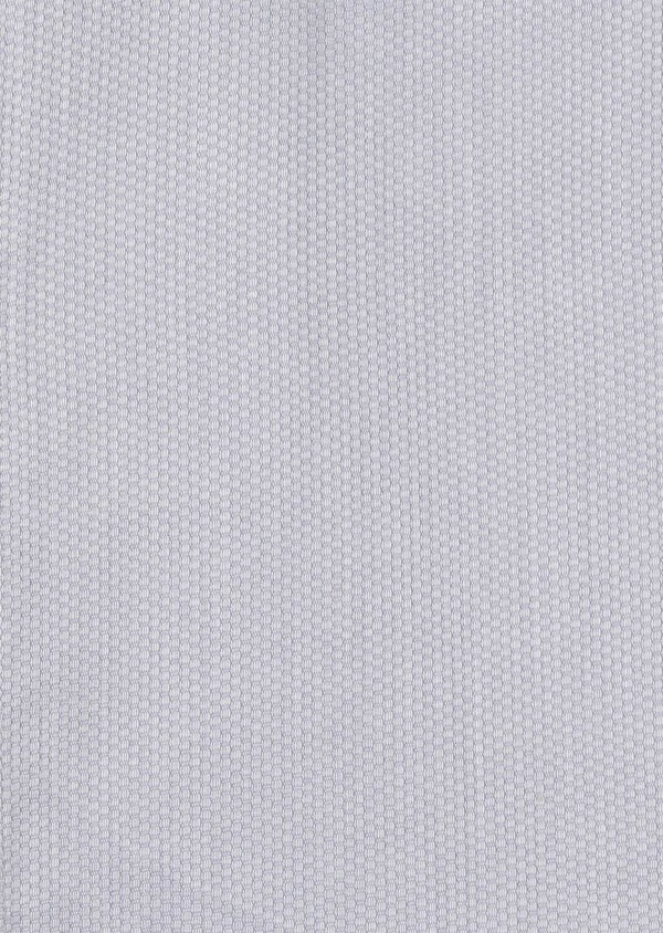 Chemise habillée Regular en coton uni gris - Father and Sons 5106