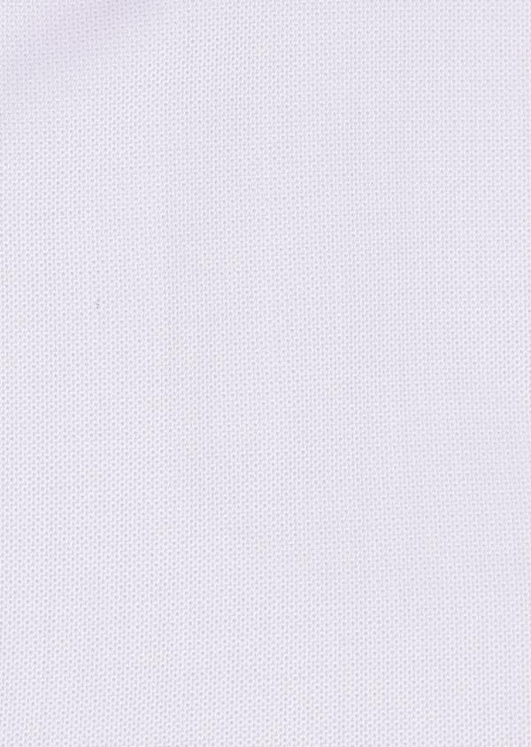 Chemise habillée Slim en coton natté violet - Father and Sons 5344