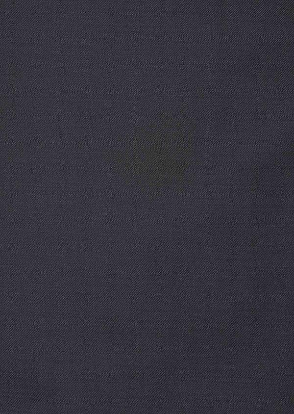 Costume 2 pièces Regular en laine Vitale Barberis Canonico unie gris foncé - Father and Sons 8671