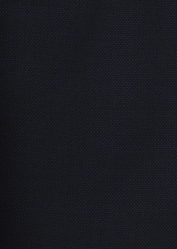 Costume 2 pièces Regular en laine unie bleu marine - Father and Sons 5672