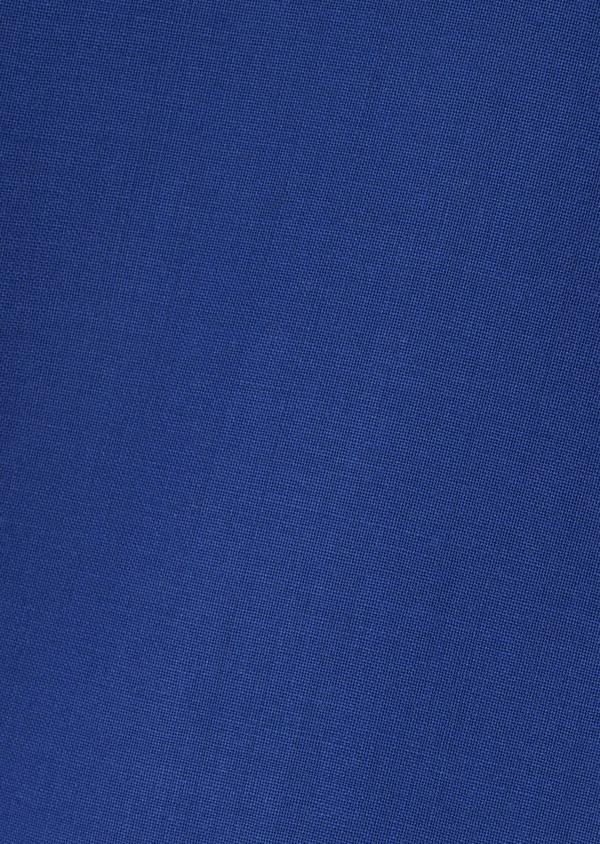 Costume 2 pièces Slim en laine unie bleu roi - Father and Sons 5742