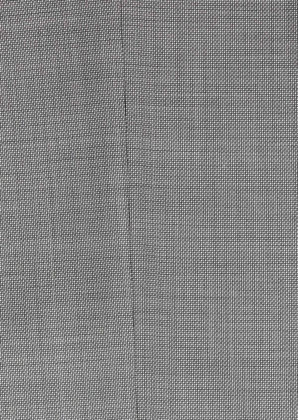 Costume 2 pièces Slim en laine façonnée unie grise - Father and Sons 8098