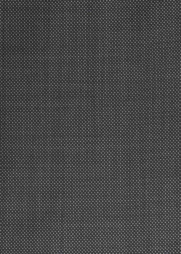 Costume 2 pièces Slim en laine texturée grise - Father and Sons 5772