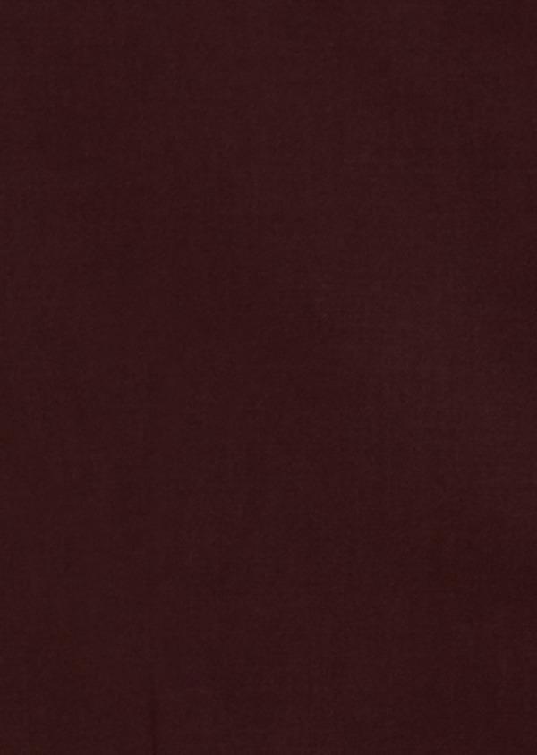 Gilet de smoking en laine bordeaux - Father and Sons 8121