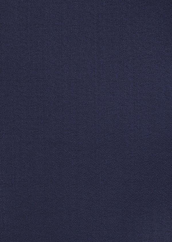 Gilet de smoking en laine bleu marine - Father and Sons 6330