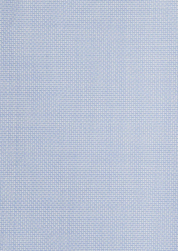 Gilet de costume en laine bleu clair - Father and Sons 6370