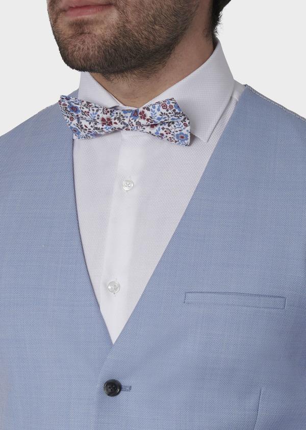 Gilet de costume en laine bleu clair - Father and Sons 6373