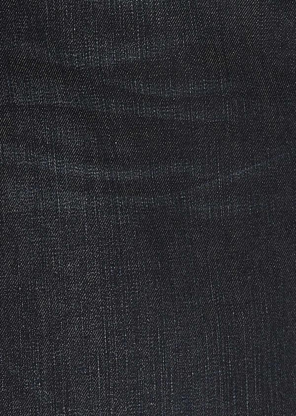 Jean skinny en coton hyperflex gris brut - Father and Sons 6507