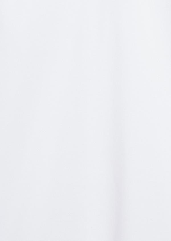 Polo manches courtes Slim en coton mercerisé blanc - Father and Sons 8172