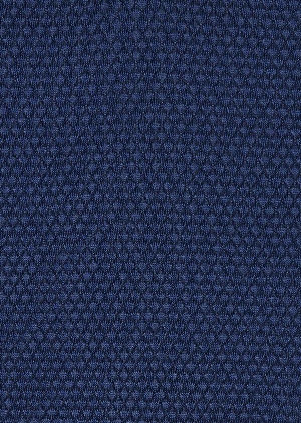 Pull en coton col rond bleu foncé - Father and Sons 7033