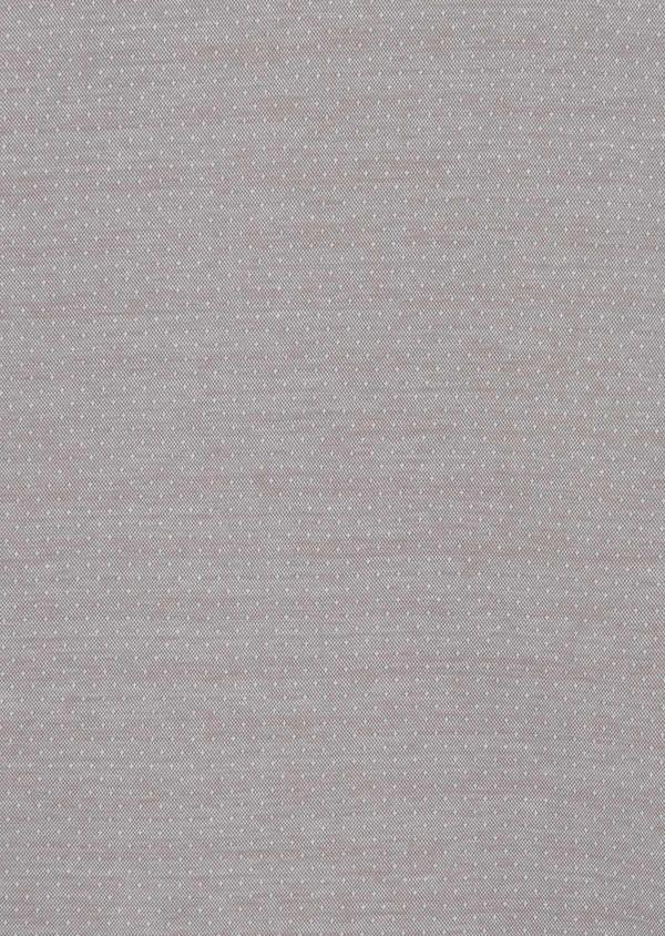 Tee-shirt manches courtes en coton gris à pois - Father and Sons 7107
