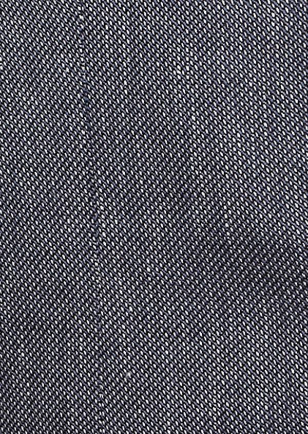 Veste casual Regular en coton façonné bleu gris - Father and Sons 7219