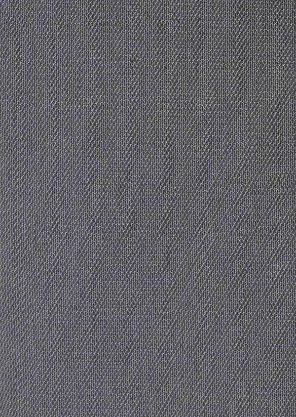 Veste casual Regular en coton façonné gris foncé - Father and Sons 7229