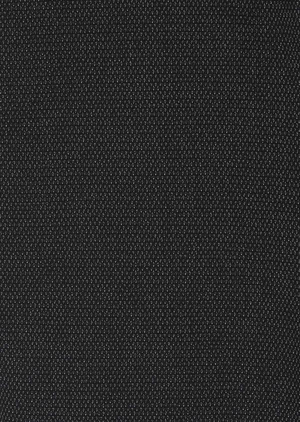 Veste casual Slim en coton façonné noir - Father and Sons 8240