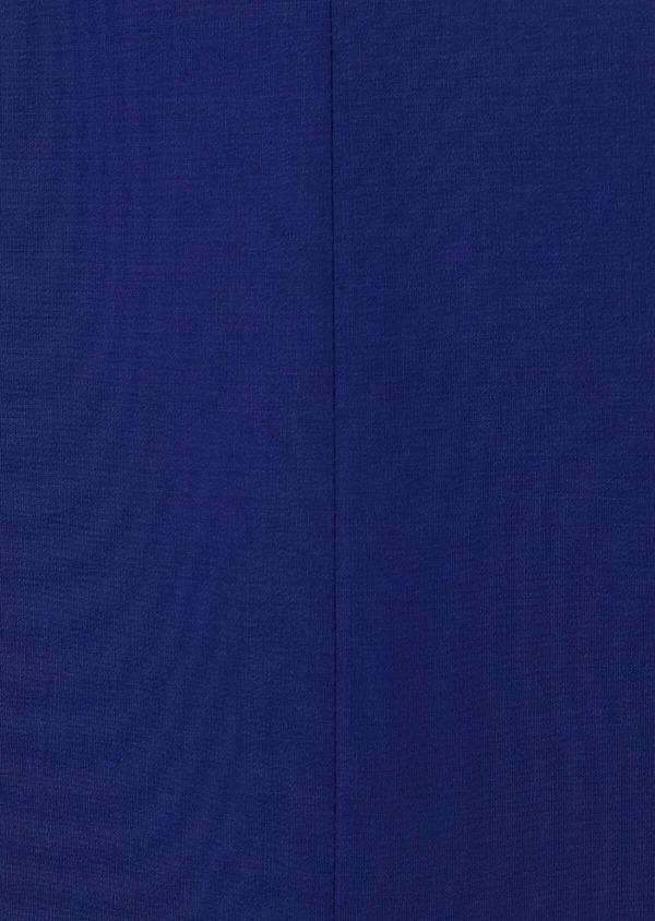 Costume 2 pièces Slim en laine mélangée unie bleue - Father and Sons 37379