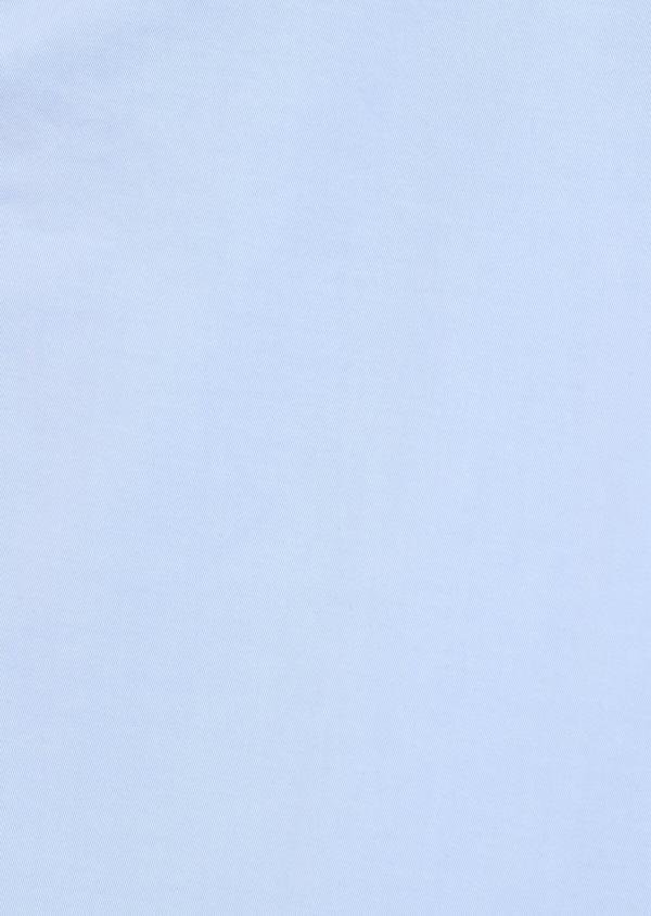 Bermuda en coton stretch uni bleu ciel - Father and Sons 34567