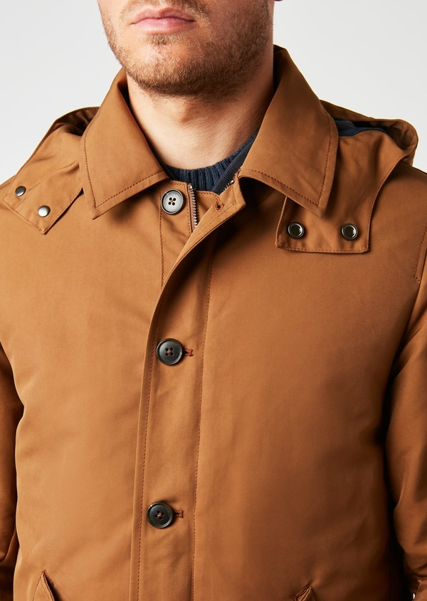 Parka unie camel 2 en 1 - Father and Sons 25614