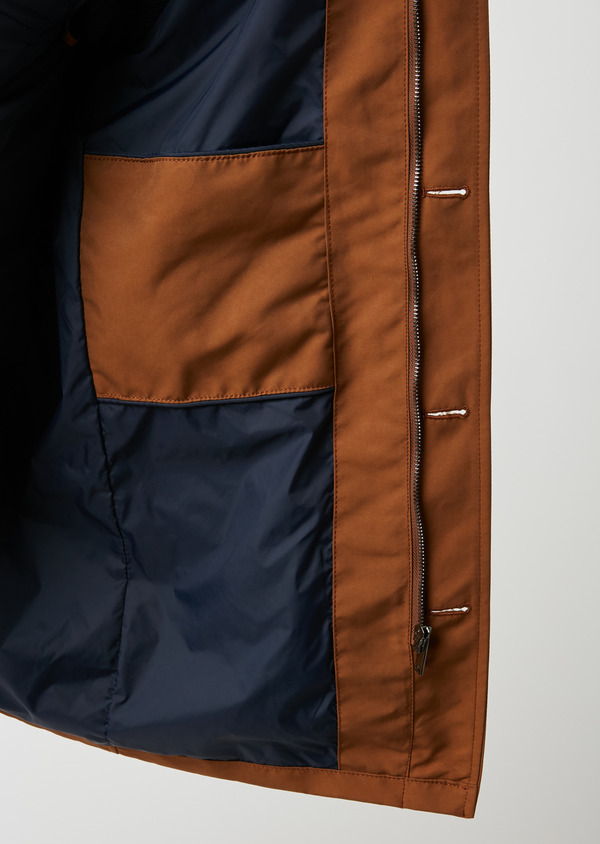 Parka unie camel 2 en 1 - Father and Sons 25615