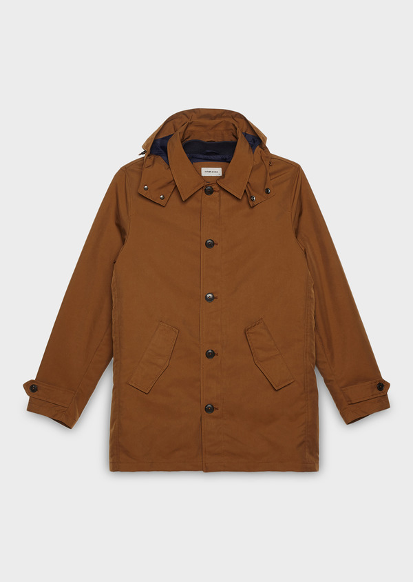 Parka unie camel 2 en 1 - Father and Sons 25611