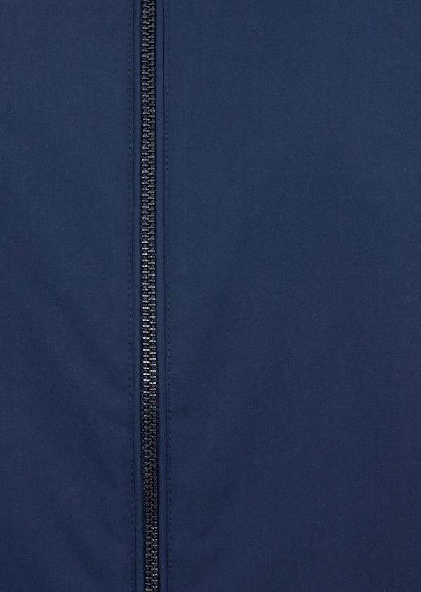 Blouson réversible uni bleu indigo - Father and Sons 38521