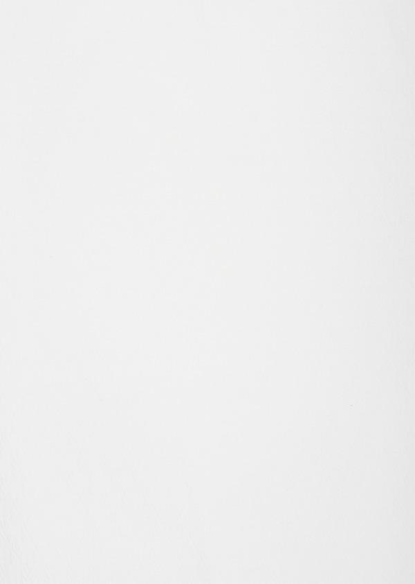 Chemise sport Slim en coton façonné blanc - Father and Sons 38613