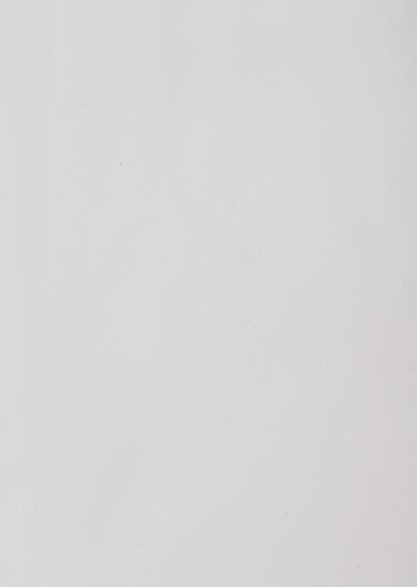 Chemise habillée Slim en satin de coton uni blanc - Father and Sons 38344