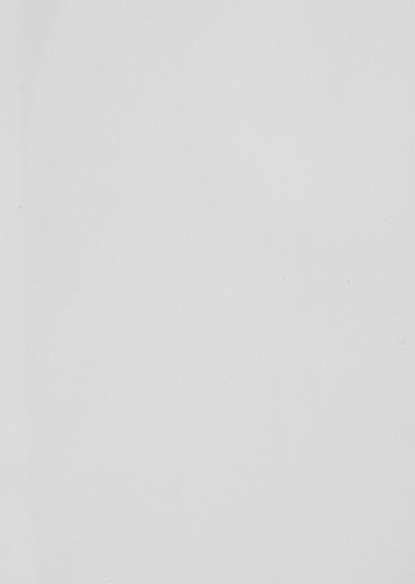 Chemise habillée Slim en satin de coton uni blanc - Father and Sons 38352