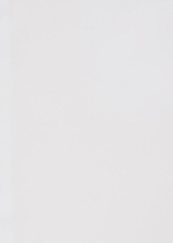 Chemise habillée Slim en satin de coton uni blanc - Father and Sons 39370