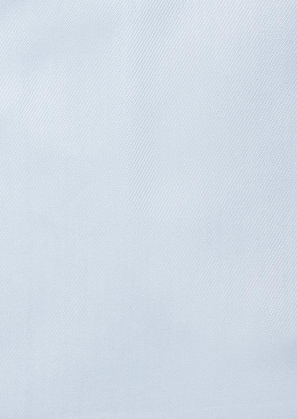 Chemise habillée Regular en twill de coton uni bleu pâle - Father and Sons 38328