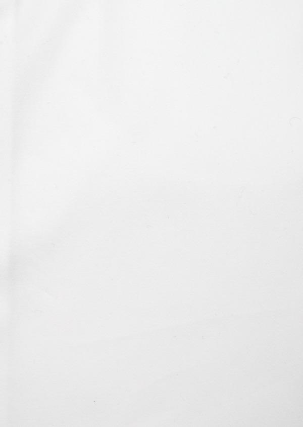Chemise habillée Regular en satin de coton uni blanc - Father and Sons 41734