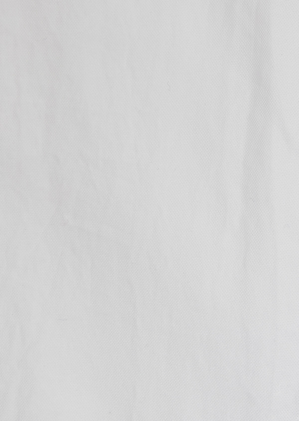 Chemise sport Slim en satin uni blanc - Father and Sons 27289