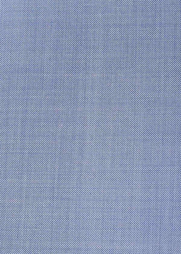 Costume 2 pièces Slim en laine unie bleue - Father and Sons 32635