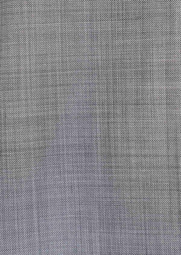 Costume 2 pièces Regular en laine mélangée unie gris clair - Father and Sons 37411
