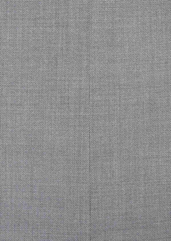 Costume 2 pièces Regular en laine stretch naturelle unie grise - Father and Sons 37540