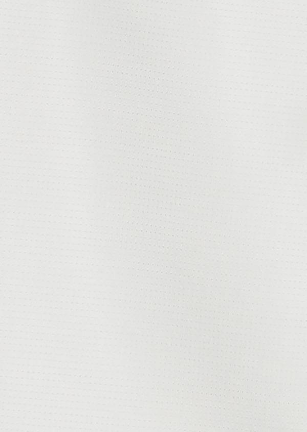 Gilet de costume cérémonie en satin gris clair - Father and Sons 20006