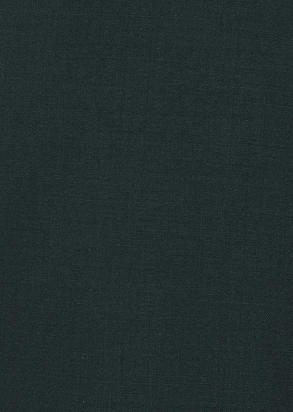 Gilet de costume en laine stretch unie verte - Father and Sons 39106