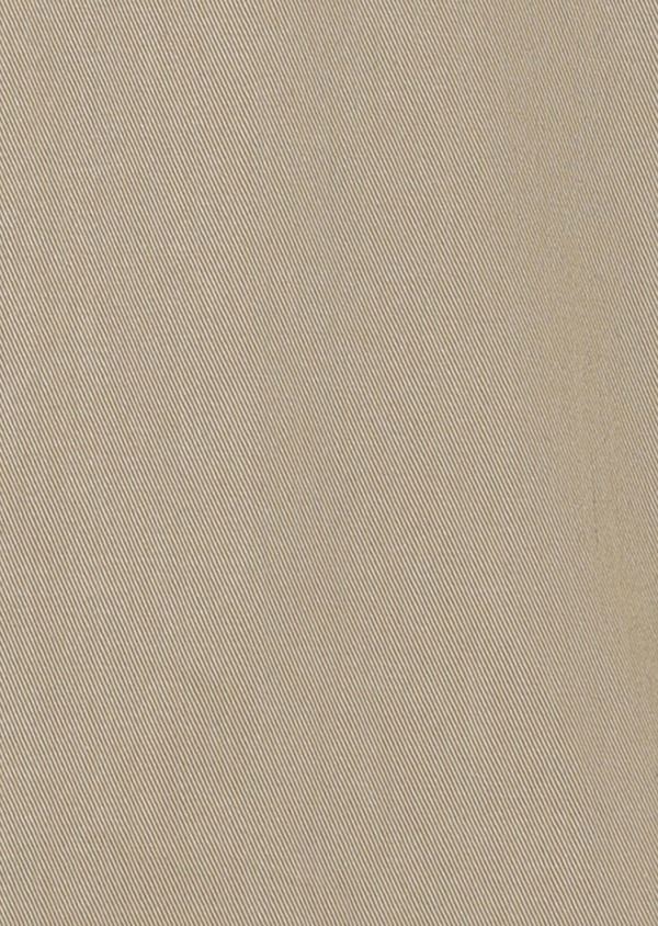 Trench droit uni beige - Father and Sons 27769