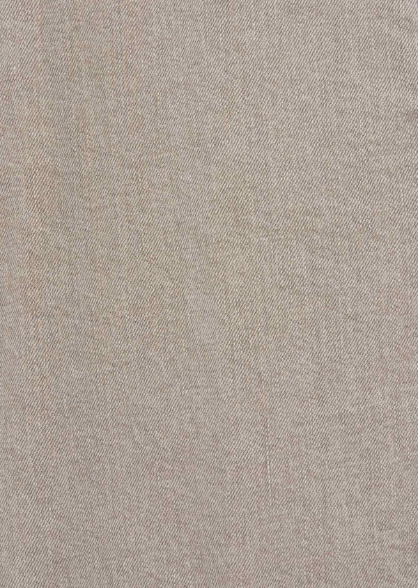 Jean skinny en coton stretch beige foncé - Father and Sons 39849