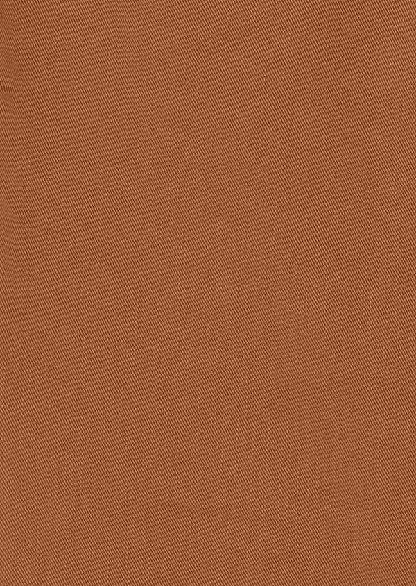 Jean skinny en coton marron uni - Father and Sons 27838