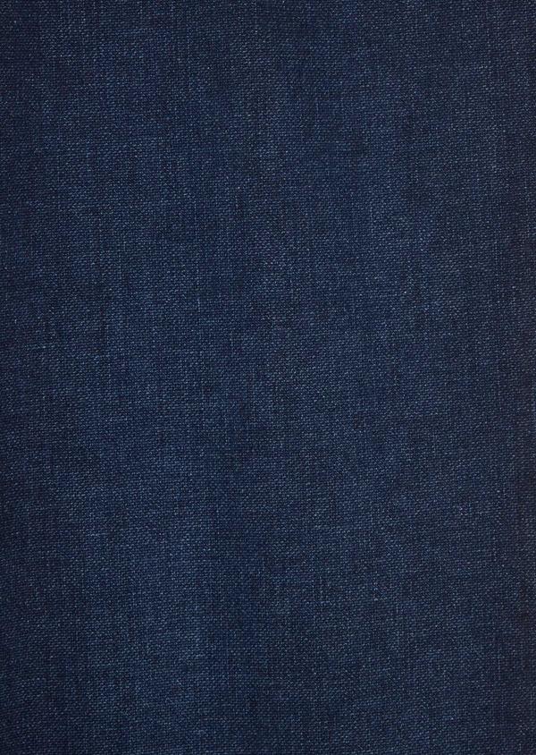 Jean skinny en coton stretch bleu indigo - Father and Sons 36707