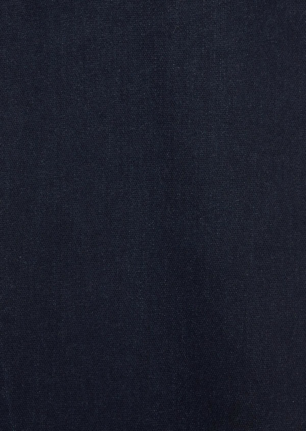 Jean skinny en coton mélangé stretch bleu marine - Father and Sons 38673