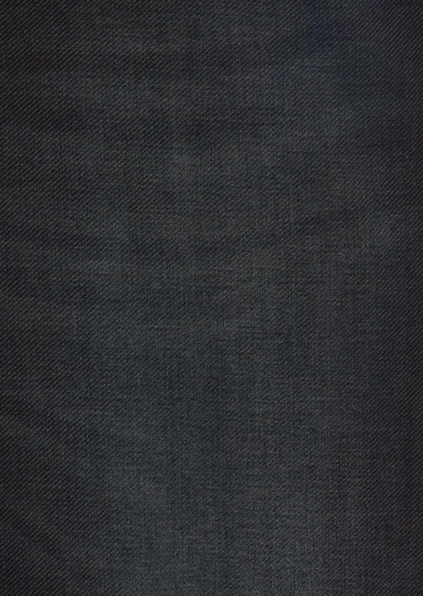 Jean skinny en coton stretch marron foncé - Father and Sons 41577