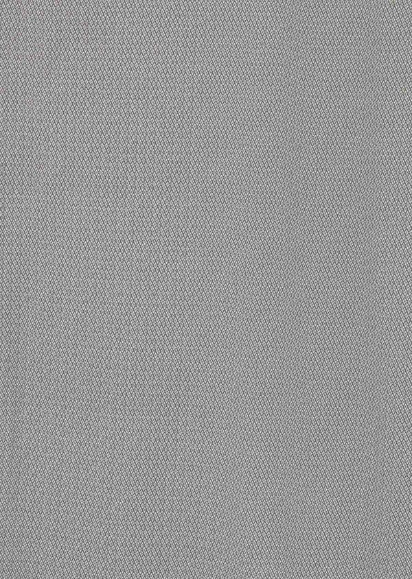 Chino slack skinny en coton stretch à motif fantaisie gris - Father and Sons 38733
