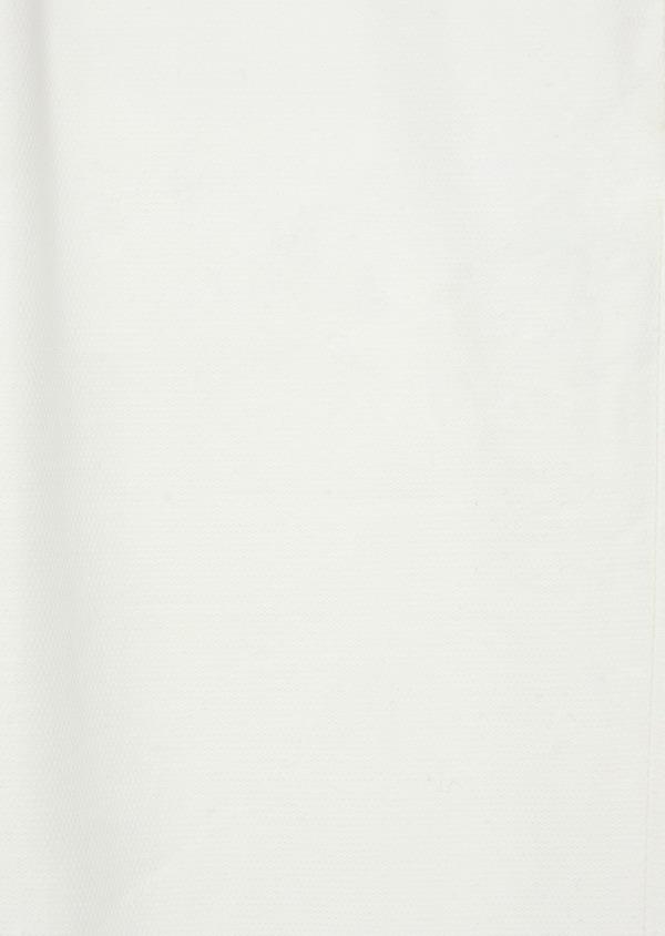 Chino slack skinny en coton stretch uni blanc - Father and Sons 40189