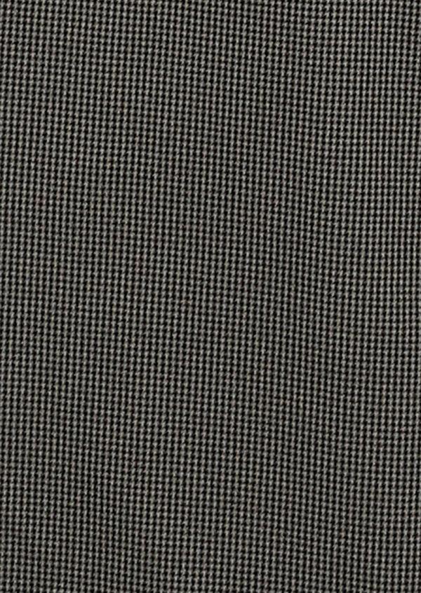 Pantalon cargo skinny en coton stretch à motif fantaisie vert kaki - Father and Sons 33883
