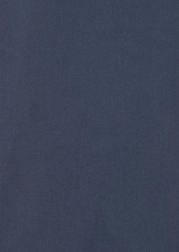Chino slack skinny en coton stretch uni bleu indigo - Father and Sons 34461