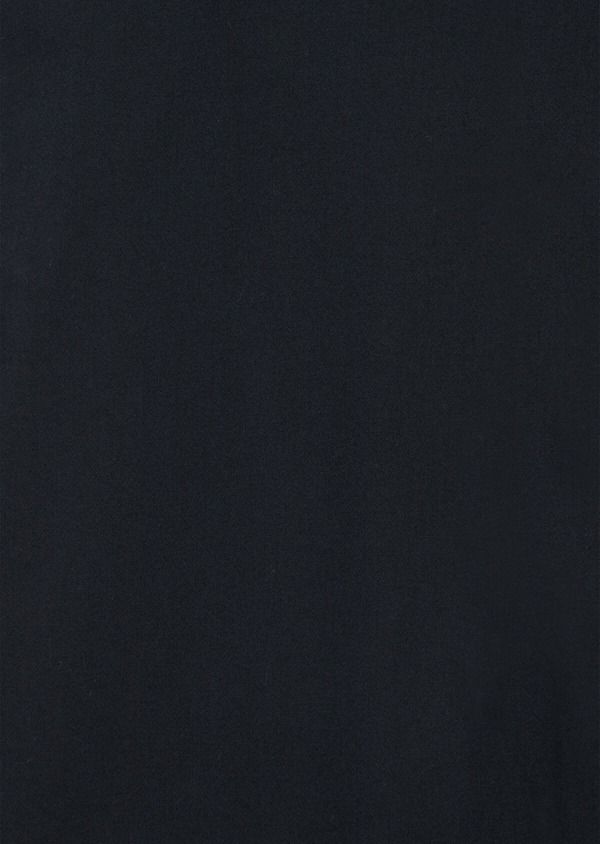 Chino slack skinny en coton stretch uni bleu marine - Father and Sons 34453