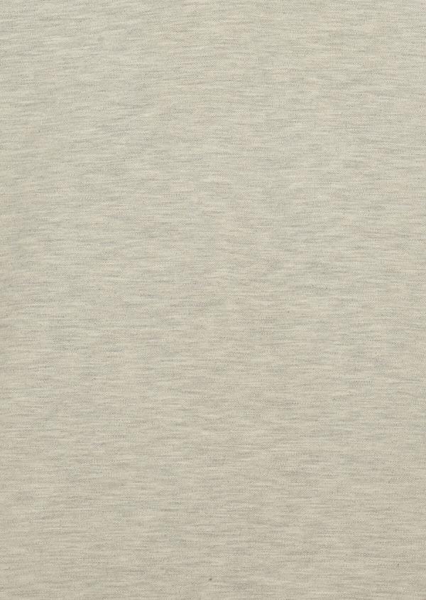 Polo manches courtes Slim en coton gris - Father and Sons 33996