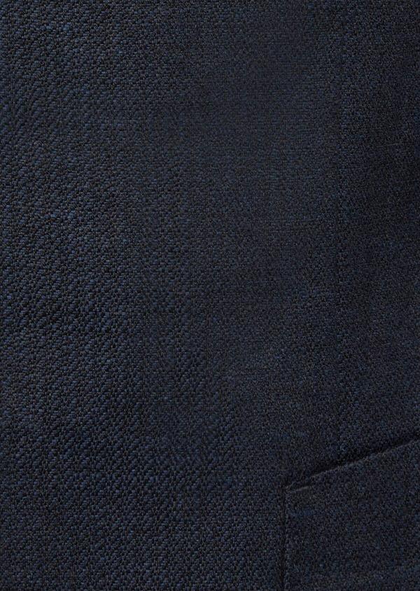 Veste casual Regular en lin bleu marine - Father and Sons 38942