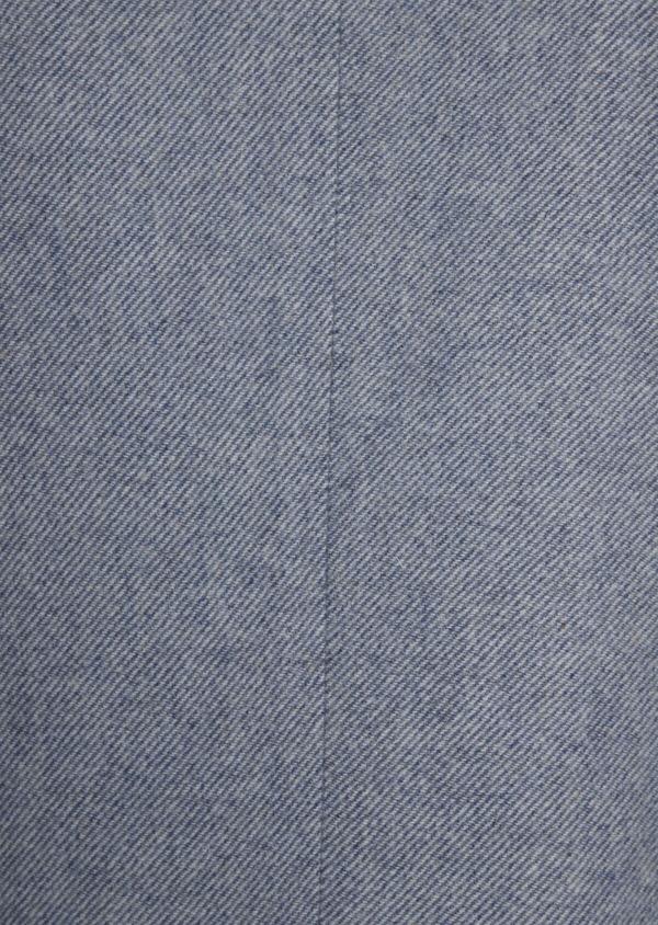 Veste casual Regular en laine mélangée grise - Father and Sons 36832